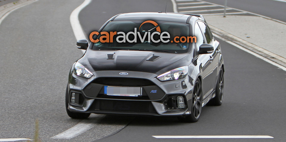 2017 Ford Focus RS500 still awaiting green light, could have 295kW - report