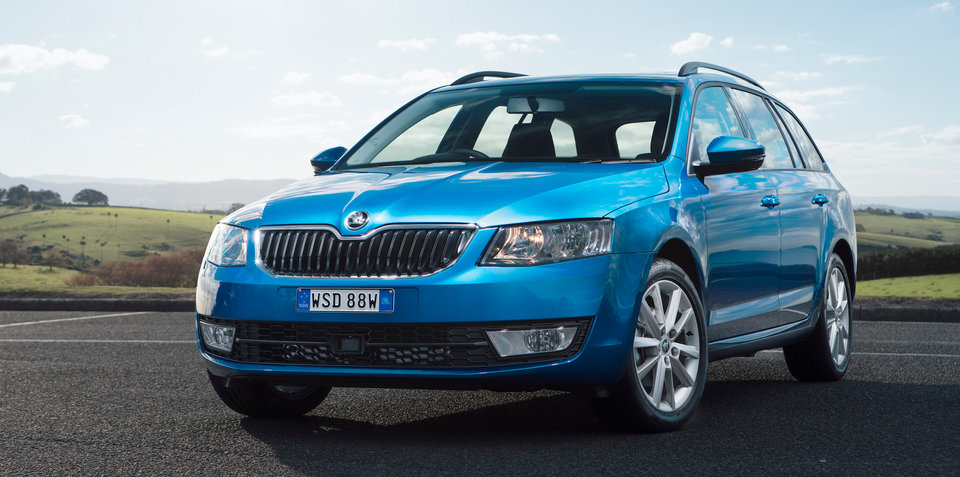 2017 Skoda Octavia pricing and specifications