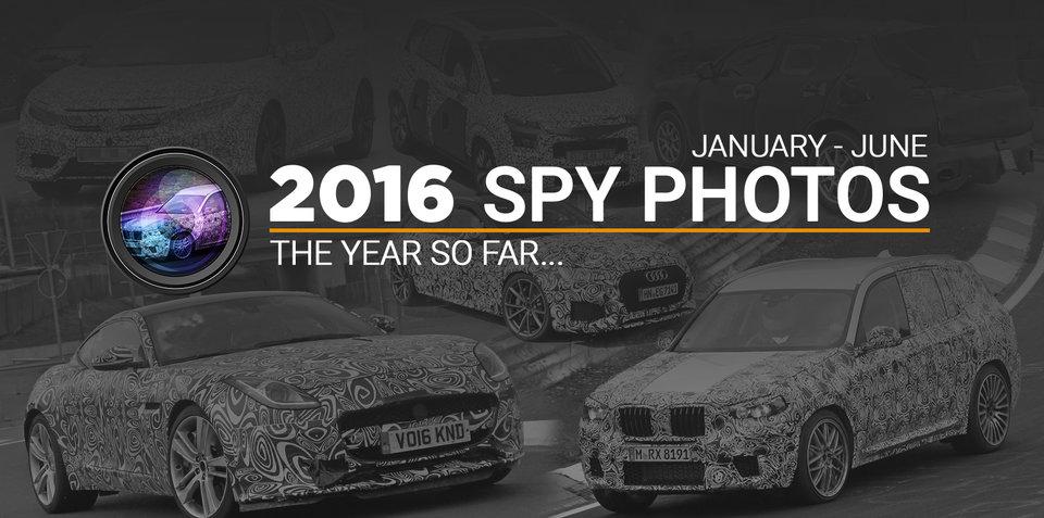 2016 spy photos:: the year so far...