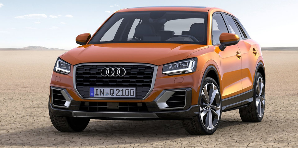 Audi SQ2 in the works - report