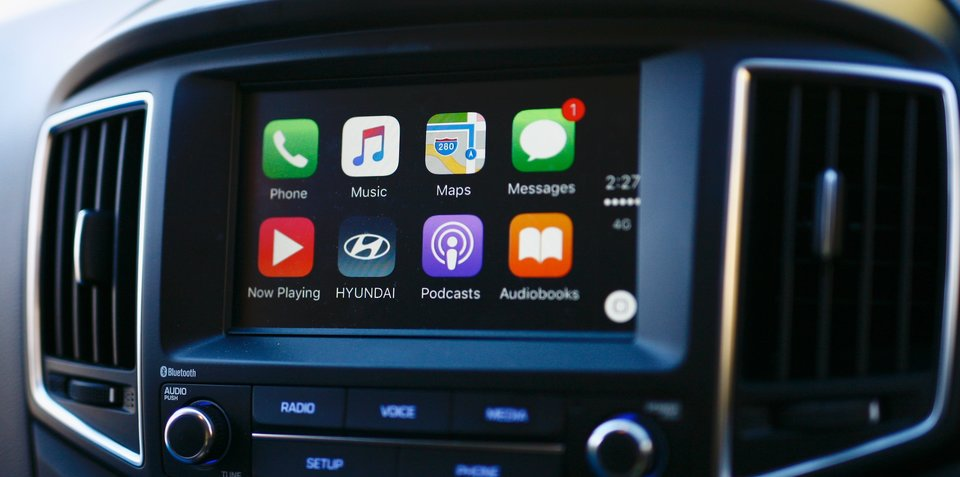 Hyundai adds Apple CarPlay to Accent, iMax and iLoad