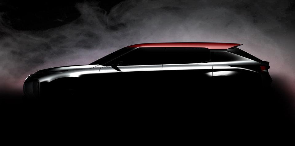Mitsubishi Ground Tourer concept teased