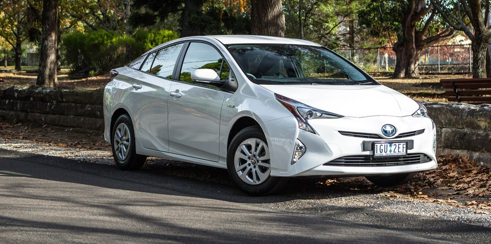 2016 Toyota Prius Review: Long-term report one