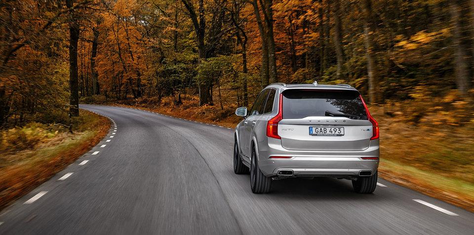 Volvo XC90 T8 Polestar Performance Optimisation pack revealed, on sale in Australia