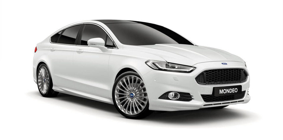 ford mondeo update announced sync 3 standard across the. Black Bedroom Furniture Sets. Home Design Ideas