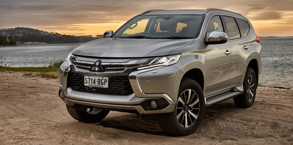2016 Mitsubishi Pajero Sport seven-seater on sale in Australia