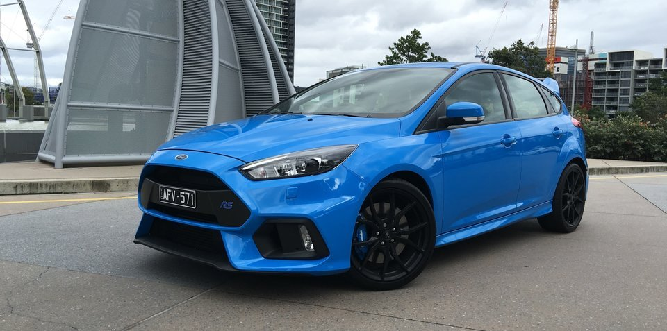 Wonderful 2017 Ford Focus RS Review  CarAdvice