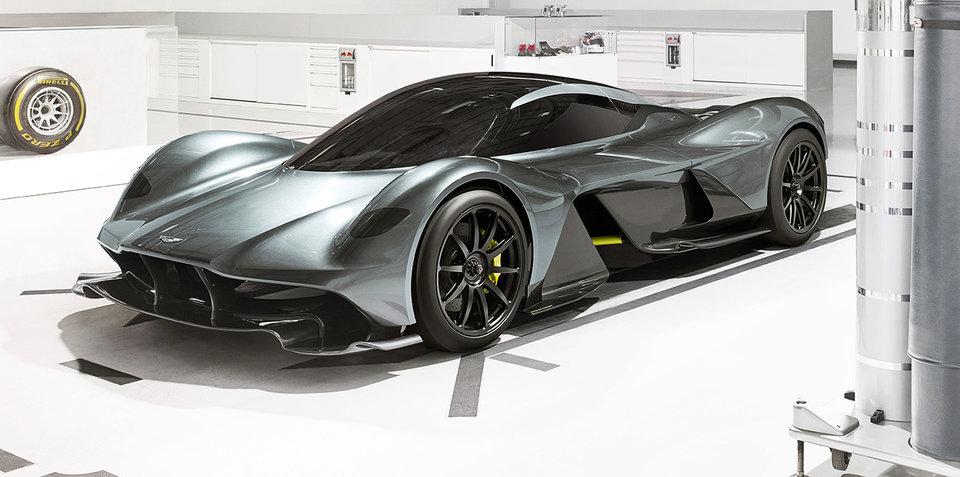 Aston Martin AM-RB 001 hypercar already sold out - report