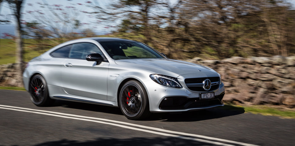 2016 Mercedes-AMG C63 Coupe recalled for front bumper fix