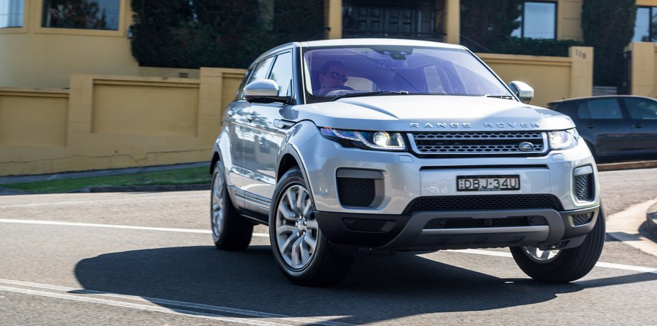 2016 Range Rover Evoque recalled for fuel leak, 1640 vehicles affected