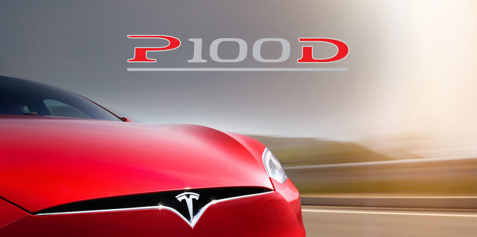 2017 Tesla Model S P100D 'world's quickest production car', Model X also announced
