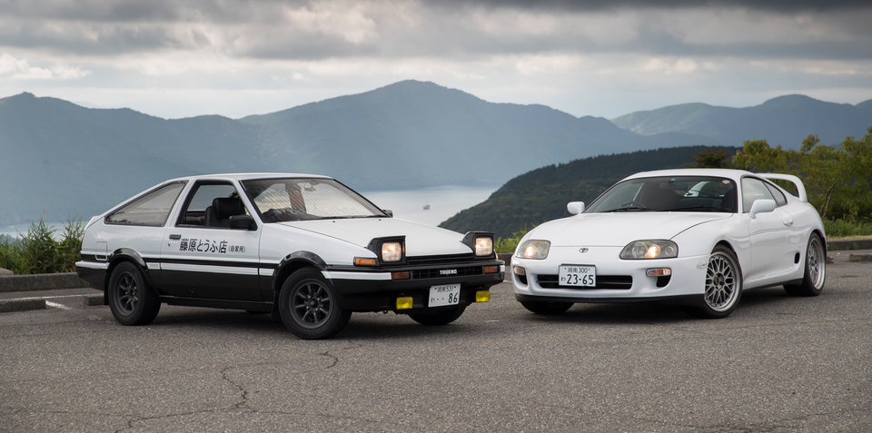 Driving the Hakone Turnpike and some of Japan's finest touge roads
