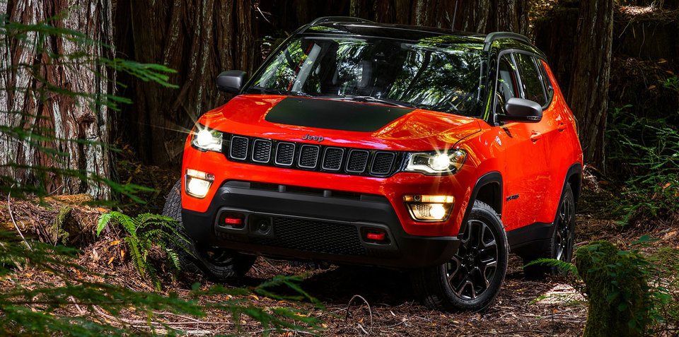 2018 Jeep Compass revealed: Australian launch late next year