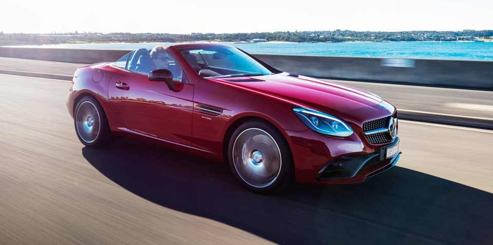 2017 Mercedes-Benz SLC pricing and specs