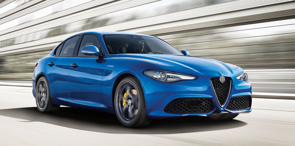 Incoming new Alfa Romeos comparable to Maserati product, boss claims