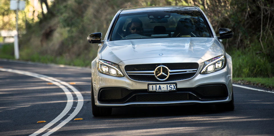 2016 Mercedes-AMG C63 S Review by Chris Atkinson