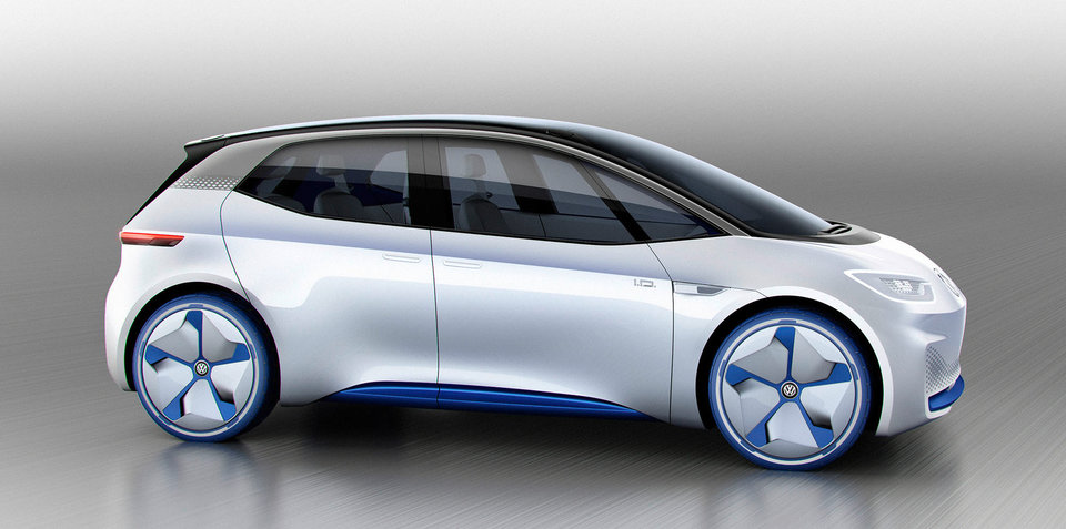 Volkswagen pure-electric 'family' to take shape over the next two years