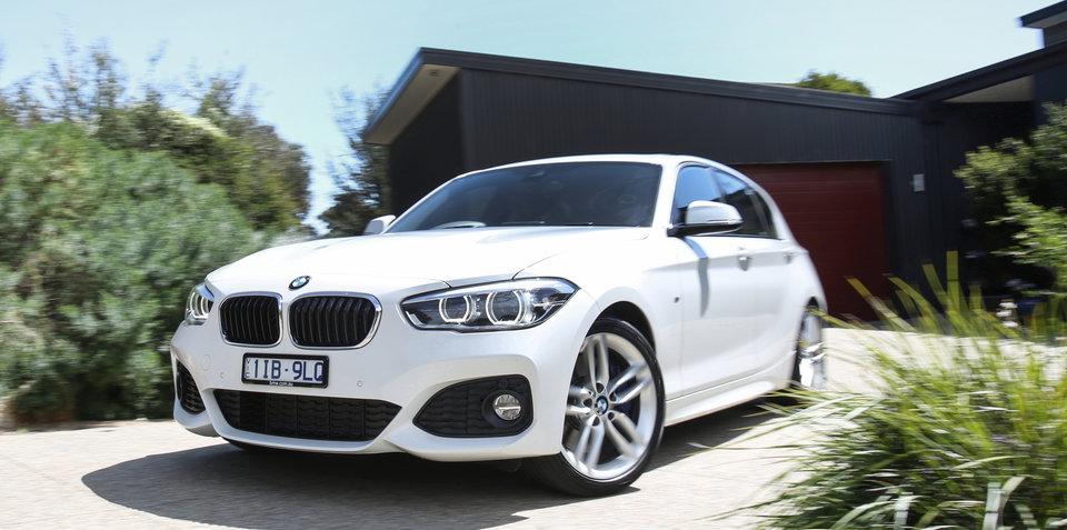 2017 BMW 1 Series pricing and specs: M140i hot hatch headlines upgraded range