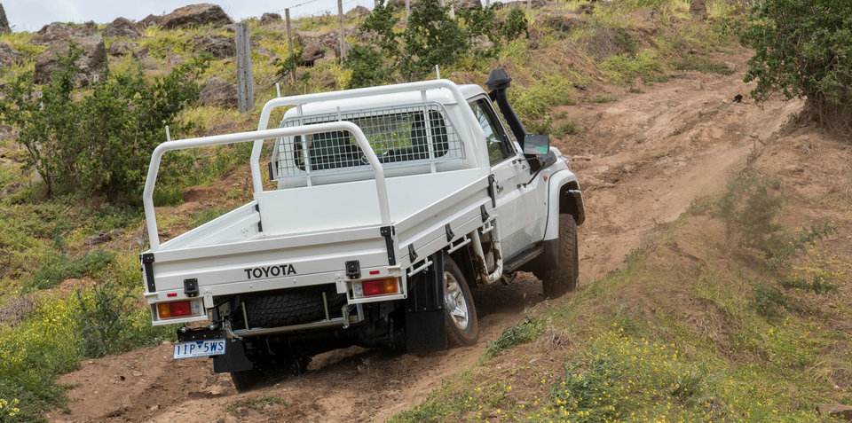 Toyota LandCruiser 70 Series' life span extended by years