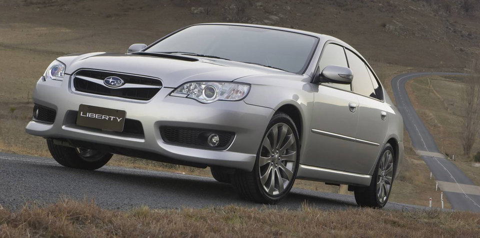 Subaru Liberty GT, Impreza WRX/STI and Forester XT recalled for air pump fix:: 22,000 vehicles affected