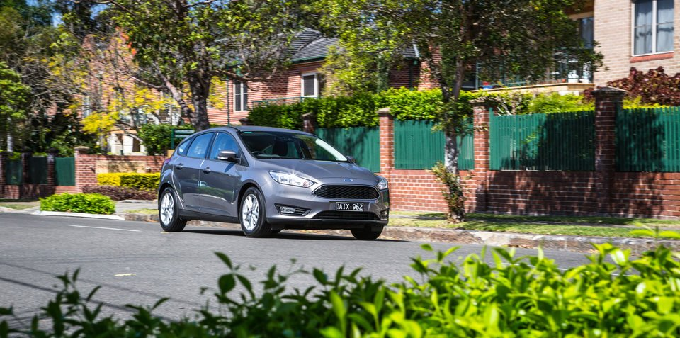 2017 Ford Focus Trend review