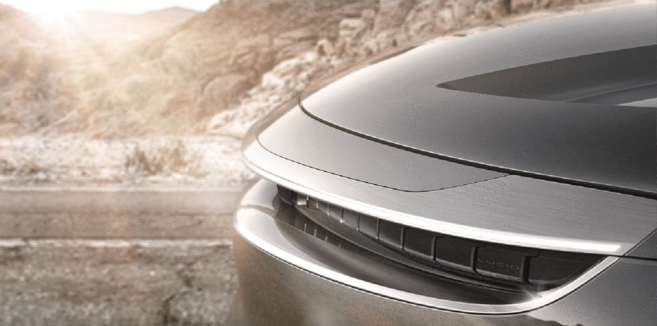 EV tech supplier Atieva becomes Lucid Motors, shifts focus with a car of its own