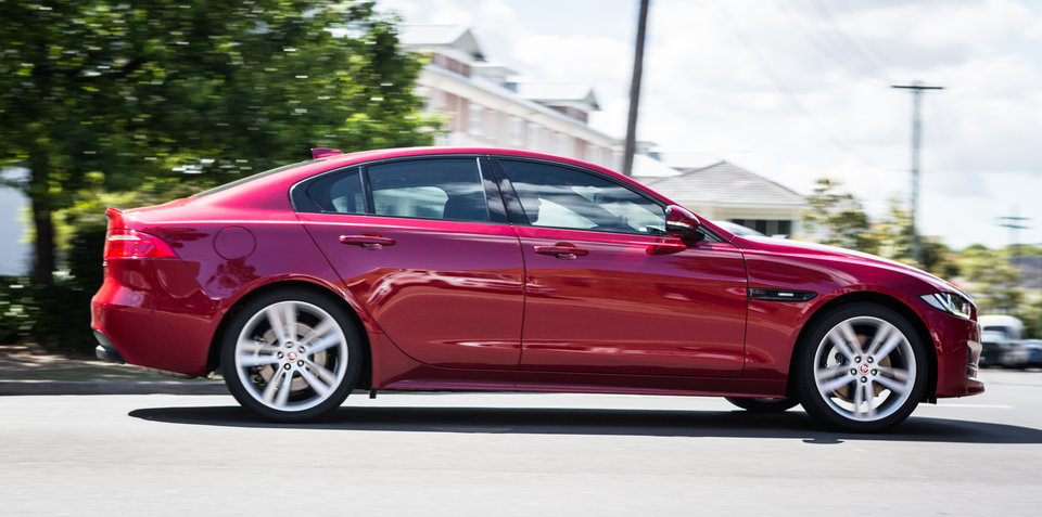 Jaguar XE and F-Type models recalled for front seatbelt fix