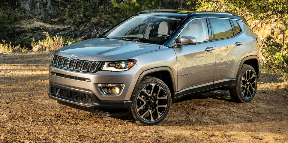 2018 jeep australia. brilliant 2018 2018 jeep compass detailed for australia inside jeep australia caradvice