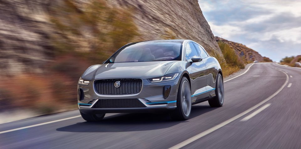 Jaguar I-Pace production already underway, Frankfurt debut mooted