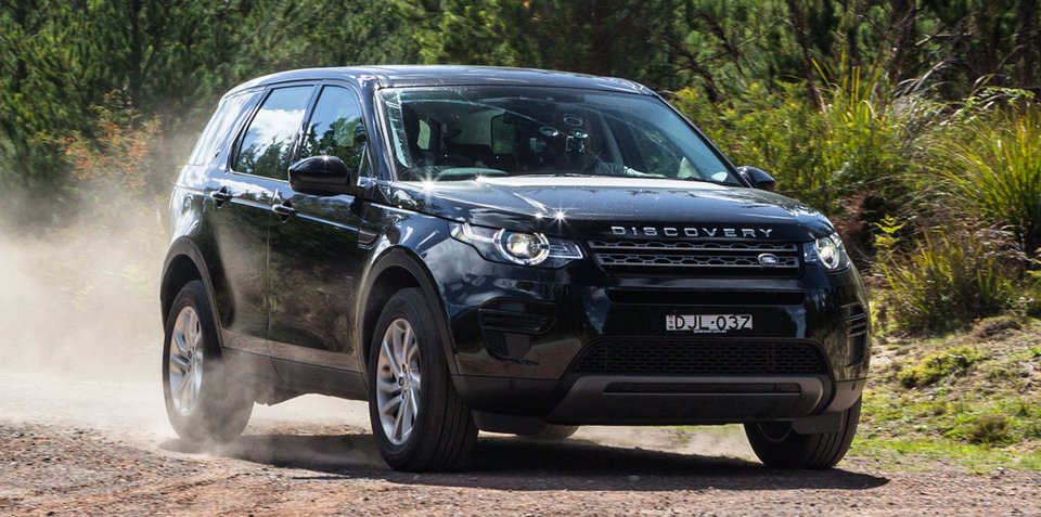2017 land rover discovery sport review. Black Bedroom Furniture Sets. Home Design Ideas