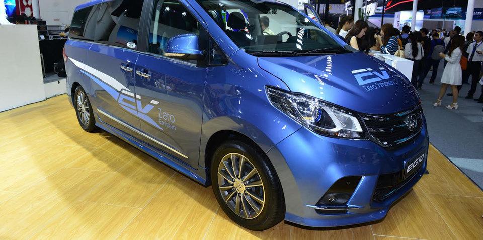LDV e-G10 revealed in Guangzhou, under consideration for Australia