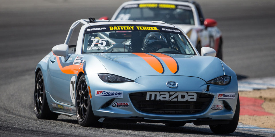 Fantastic 2016 Mazda MX5 Cup Global Invitational
