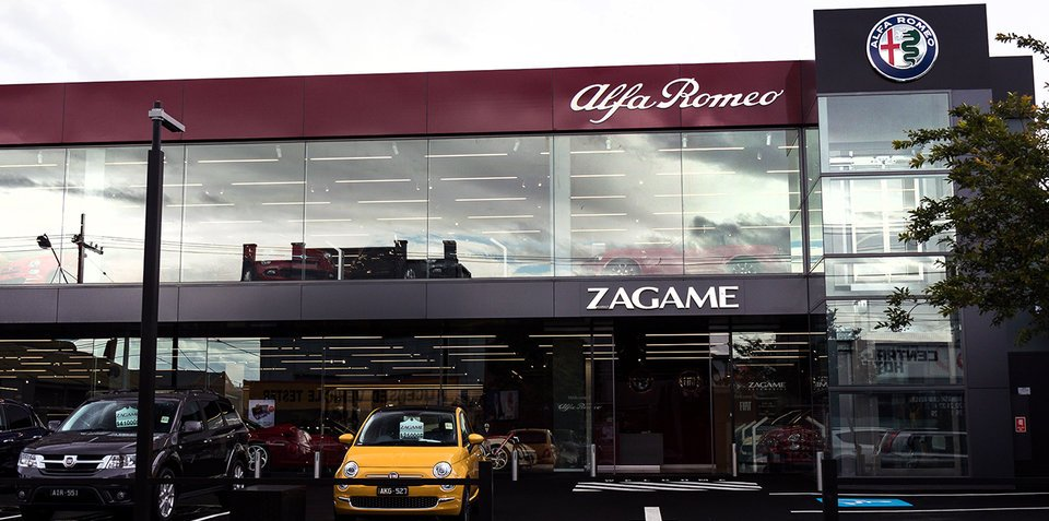 Alfa Romeo going properly premium in Australia: Big plans, no compromises