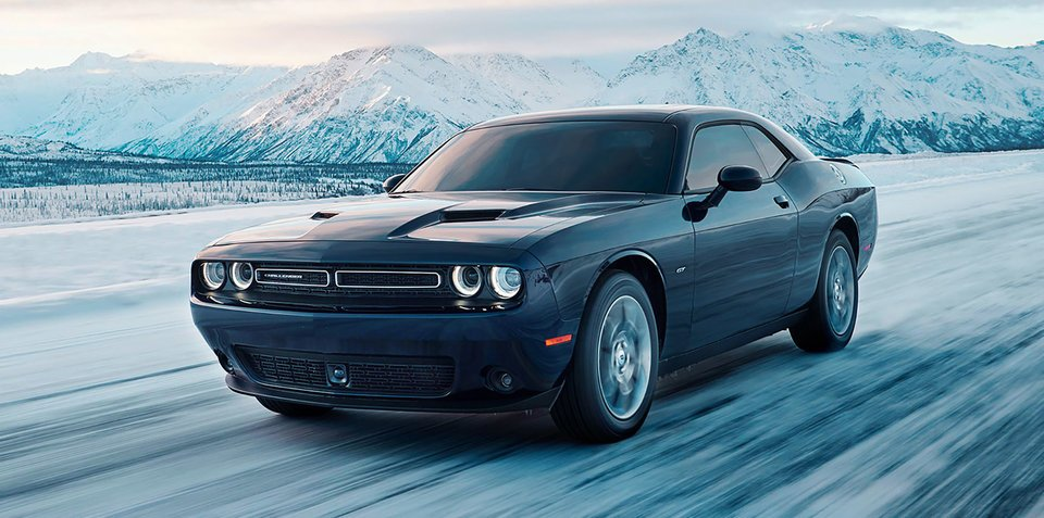 Dodge Challenger GT AWD: all-paw muscle car launches, but only with a V6 engine
