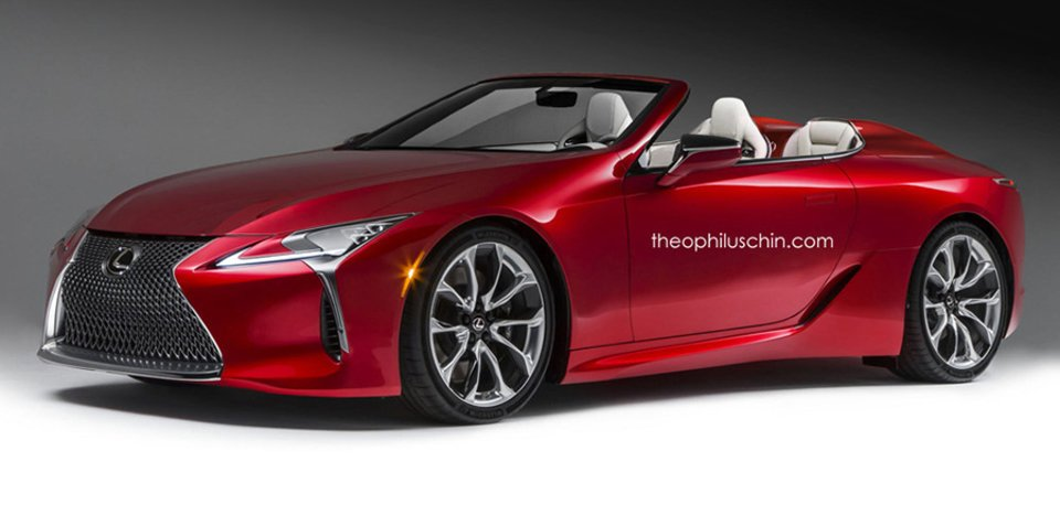 lexus might make a convertible lc but no f model before new v8 arrives. Black Bedroom Furniture Sets. Home Design Ideas