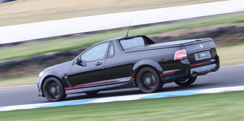 Holden Commodore Magnum: New record breaking Nurburgring lap time still on the cards