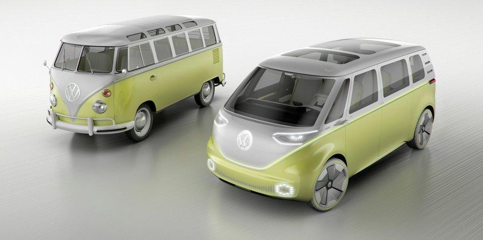 Volkswagen Microbus confirmed - electric Kombi successor coming in 2022