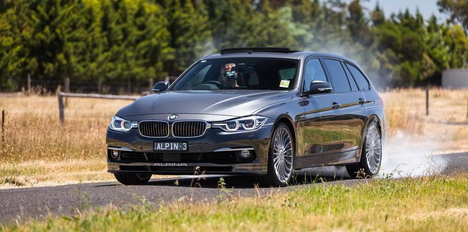 2017 Alpina B3 Touring review