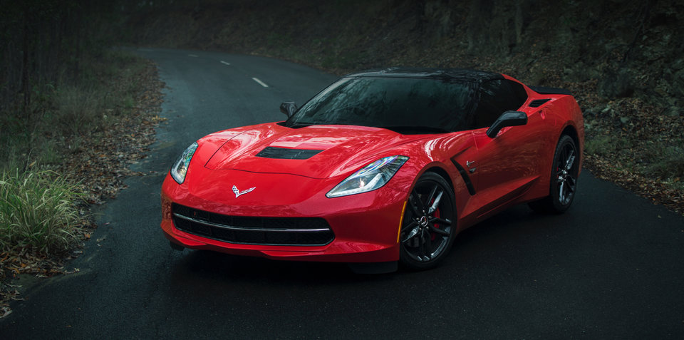 2017 Chevrolet Corvette C7 review