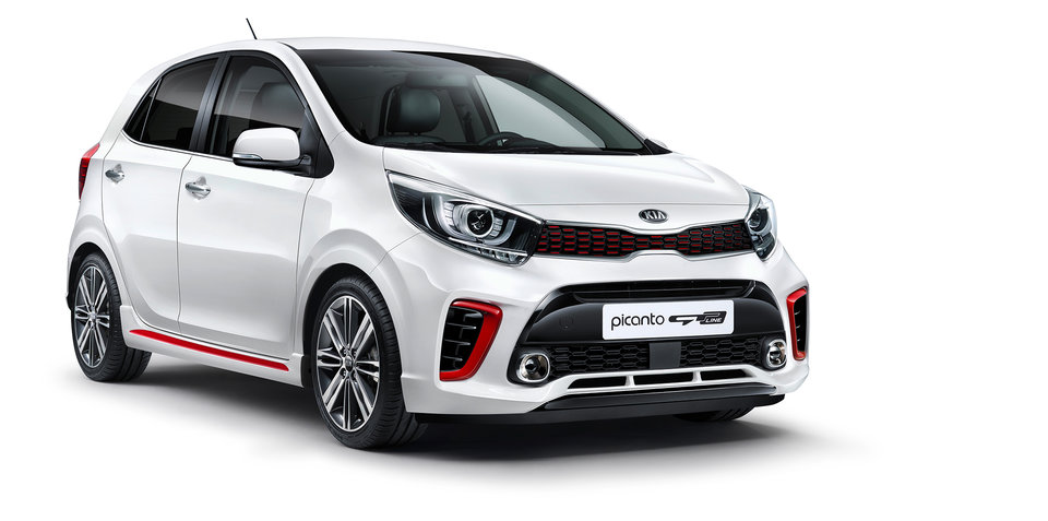 2017 kia picanto revealed australian debut set for second quarter. Black Bedroom Furniture Sets. Home Design Ideas