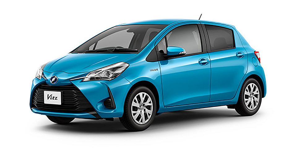 2017 toyota yaris facelift revealed alongside wrc inspired 157kw hot hatch here in march but no. Black Bedroom Furniture Sets. Home Design Ideas