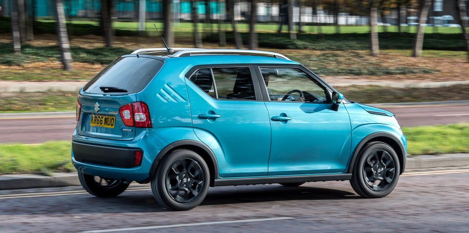 Suzuki Ignis Sport turbo on wish-list