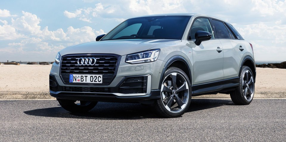 2017 audi q2 pricing and specs launch edition opens baby suv line up. Black Bedroom Furniture Sets. Home Design Ideas