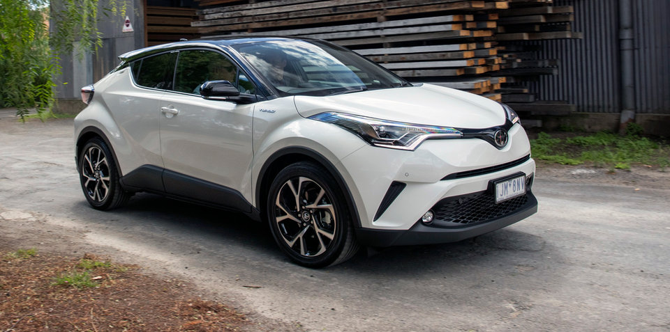 Cheaper Toyota servicing limited to C-HR