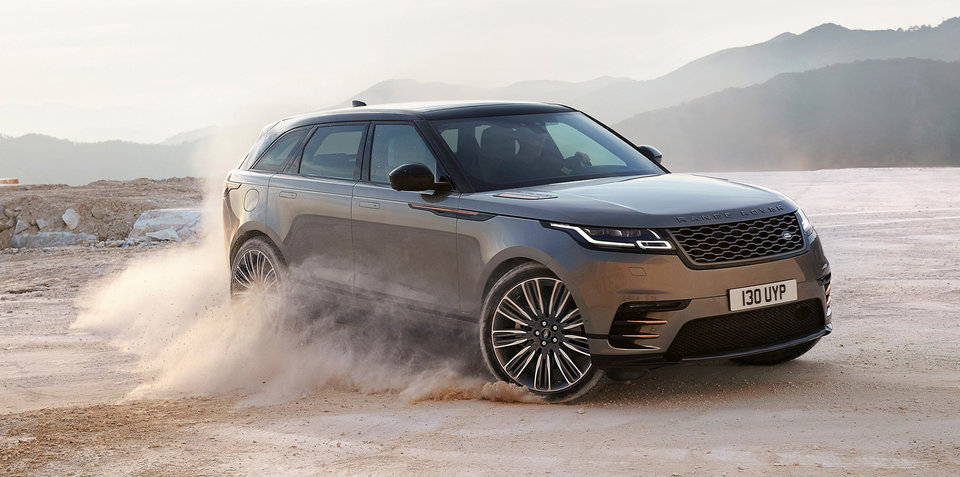 2018 land rover evoque price. perfect evoque 2018 range rover velar goes official australian pricing revealed and land rover evoque price