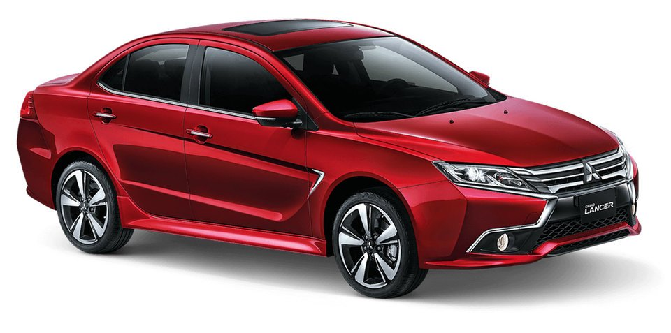 2017 Mitsubishi Grand Lancer facelift revealed in Taiwan, not coming to Australia - UPDATED
