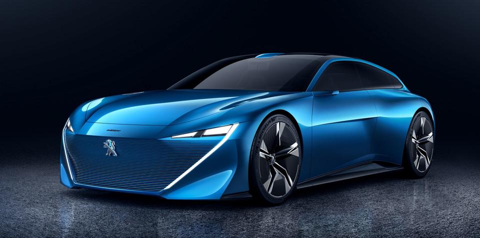 Peugeot Instinct concept leaked ahead of Geneva show