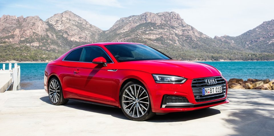 2017 Audi A5 Coupe pricing and specs