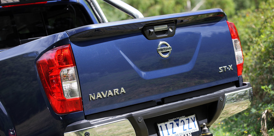 """Nissan Australia sales """"a little off the pace"""", Wildtrak rival under consideration"""