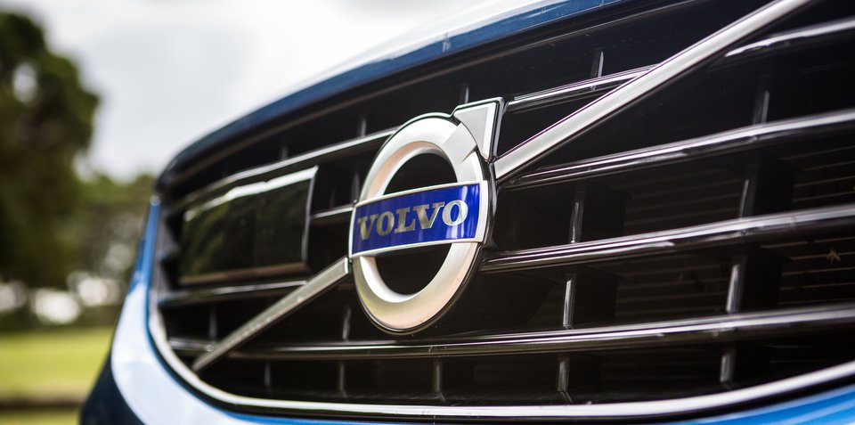 Volvo's first EV will be built in China, exported to the world